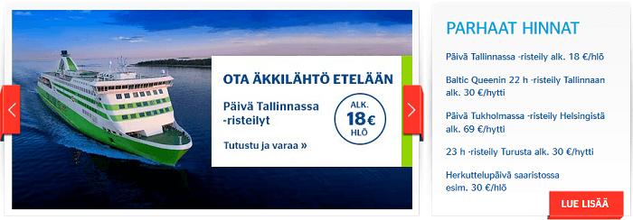 Silja Line Esiintyjät 2021