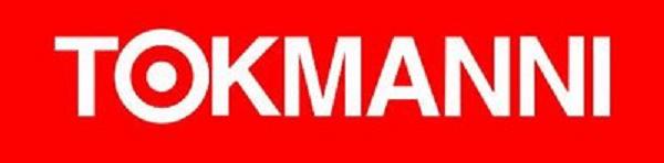 tokmanni logo alennuskoodi