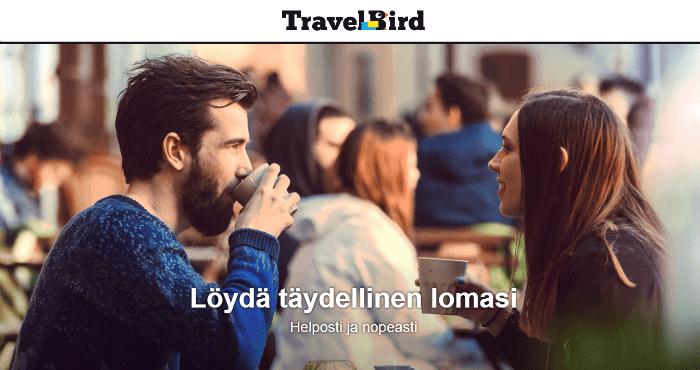 Travelbird.fi löydä loma
