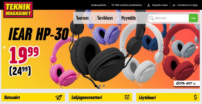 Teknikmagasinet.fi