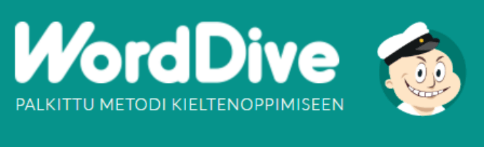 WordDive logo