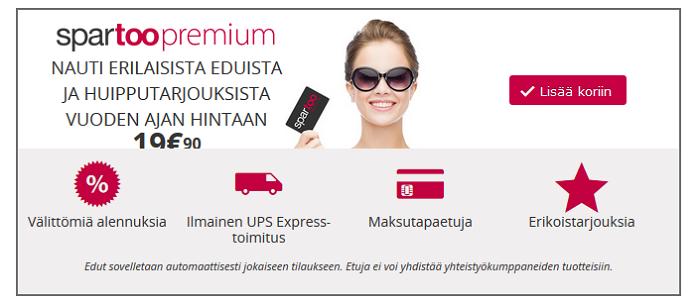Premium-asiakas säästää enemmän