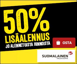 Suomalaisen kirjakaupan ale
