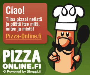 Tilaa Pitsa helposti netistä!