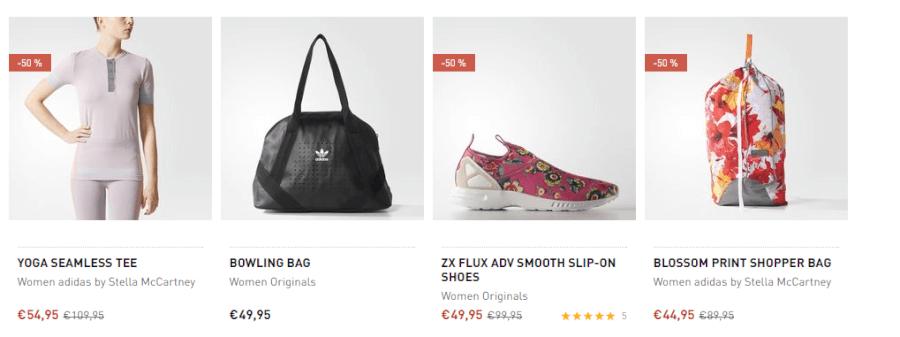 Επωφελήσου από τις μοναδικές εκπτώσεις και προσφορές Adidas!