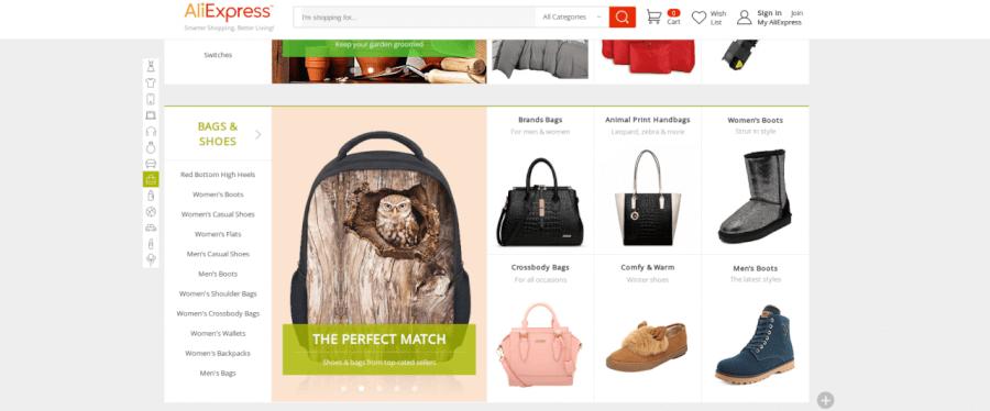 Τα καλύτερα παπούτσια τσάντες και αξεσουάρ σε οικονομικές τιμές, μόνο στο AliExpress.com!