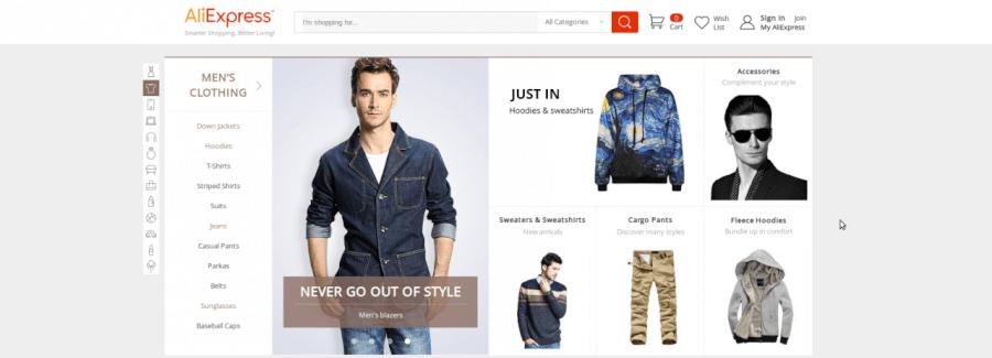 Ανδρικά ρούχα και αξεσουάρ για αξεπέραστο στυλ, μόνο στο AliExpress.com!