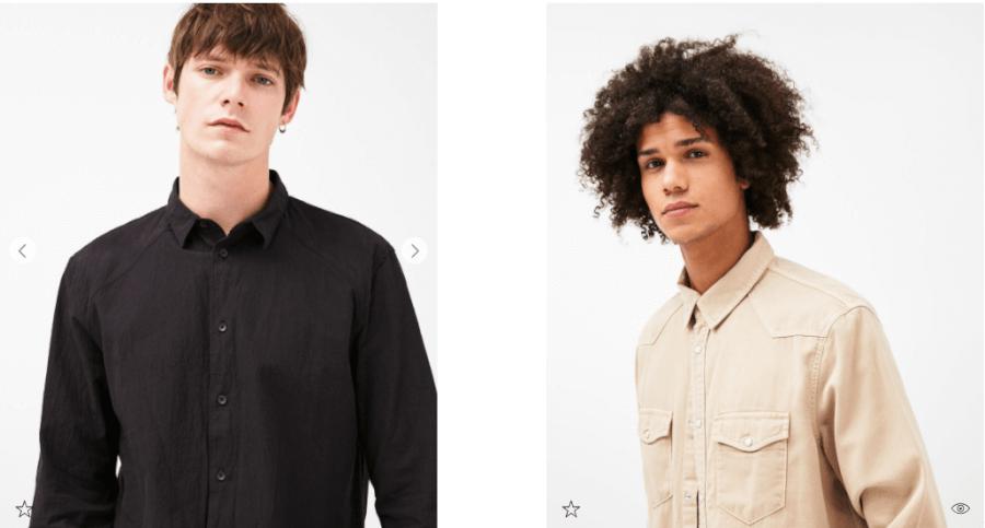 Εδώ θα βρεις ανδρικά ρούχα σε μεγάλη ποικιλία και πολύ οικονομικές τιμές!