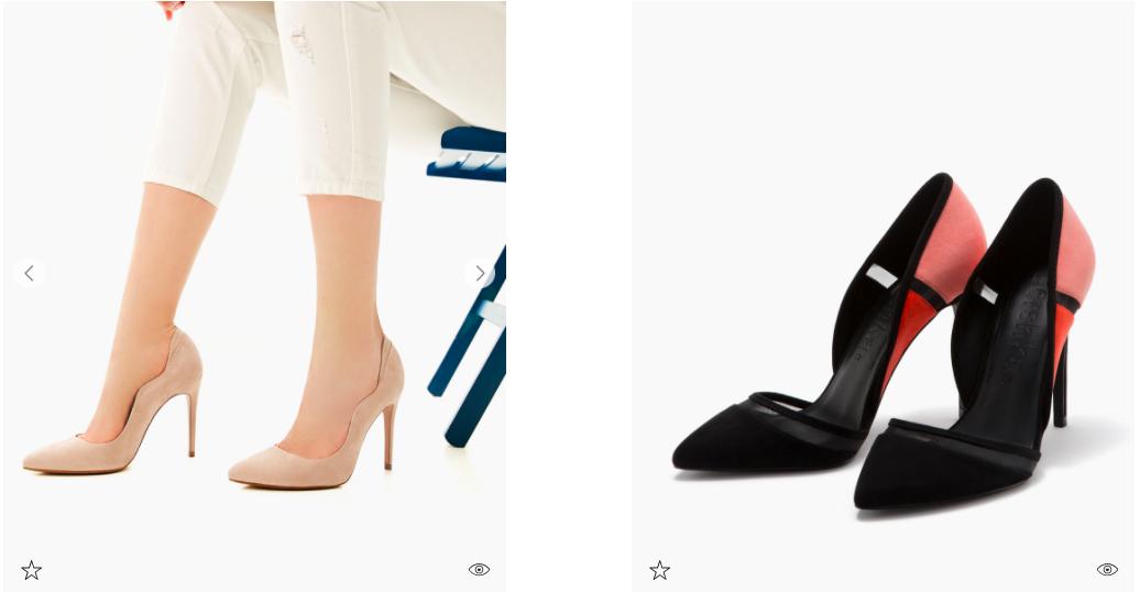 Απόκτησε το απόλυτο θηλυκό στυλ με παπούτσια και αξεσουάρ από το bershka.com!