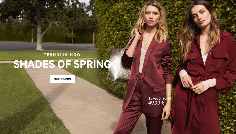 Γυναικεία ρούχα, παπούτσια, εσώρουχα και αξεσουάρ με ξεχωριστό στυλ σε περιμένουν στο hm.com. Κάνε τις αγορές σου εύκολα και οικονομικά.