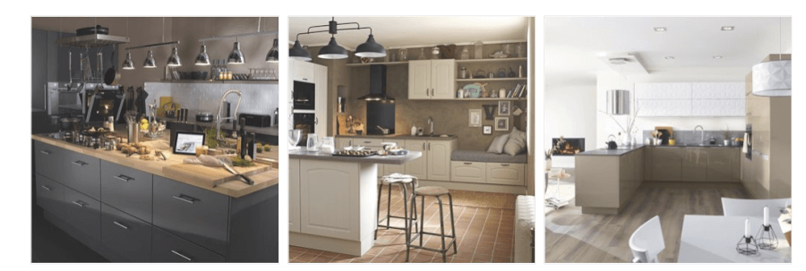 Η μεγάλη ποικιλία σε έπιπλα κουζίνας και ο μοντέρνος σχεδιασμός τους θα σε ενθουσιάσει!