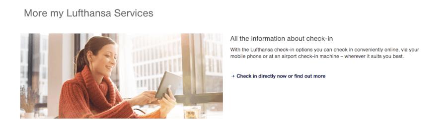 Κάνε online check-in για άνεση και εξοικονόμηση χρόνου!