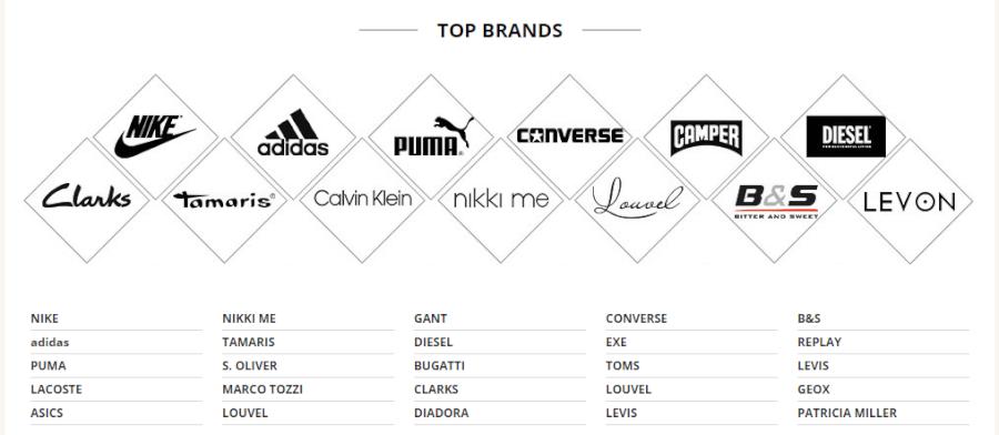 Όλες οι μεγάλες μάρκες της Ελλάδας και του εξωτερικού βρίσκονται στο MyShoe. Κάνε οικονομικές αγορές με την υπογραφή MyShoe!