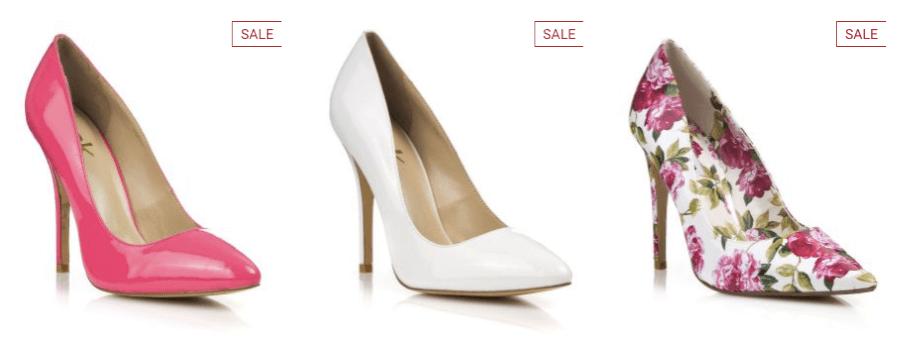 Εδώ θα βρεις γυναικεία παπούτσια με μοναδικό στυλ στις καλύτερες τιμές!