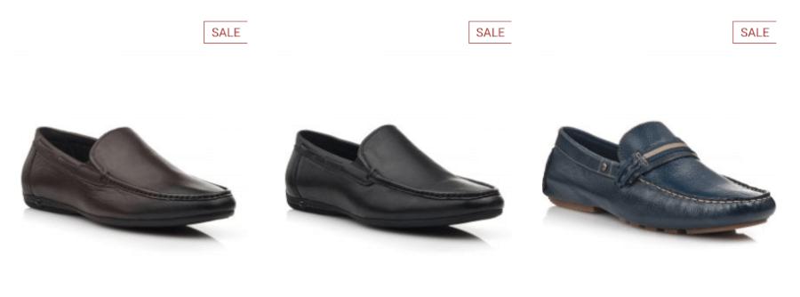 Ανακάλυψε την πλούσια συλλογή σε ανδρικά παπούτσια!