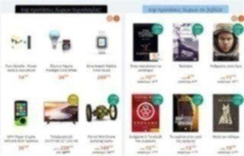 Μεγάλη ποικιλία προϊόντων με μοναδικές τιμές σε περιμένει στο Public.gr!