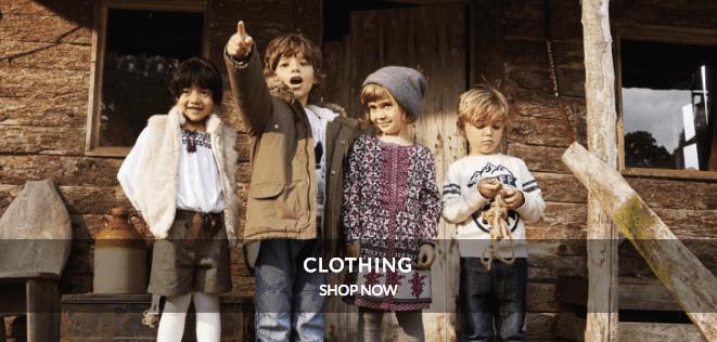 Παιδικά ρούχα και αξεσουάρ σε μεγάλη ποικιλία!