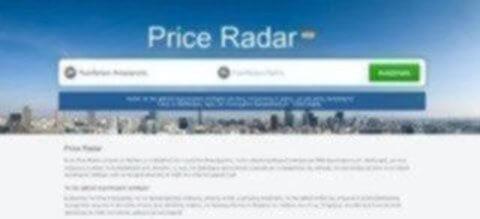 Με το Price Radar μπορείς να βρεις τα πιο φθηνά αεροπορικά εισιτήρια για 2.500 προορισμούς μετ' επιστροφής για τους επόμενους 6 μήνες!