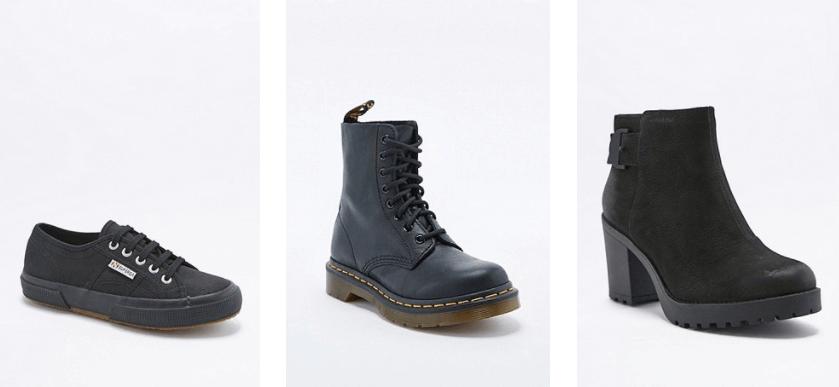 Πλούσια γκάμα σε παπούτσια για κάθε στυλ σε περιμένει στο urbanoutfitters.com!