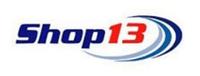Shop13 κωδικοί εκπτώσεων