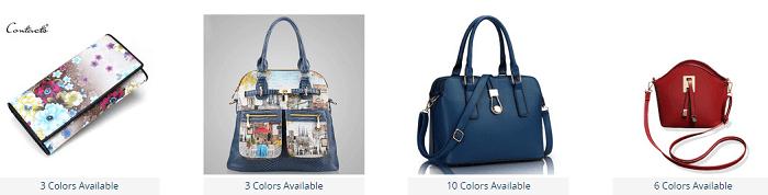 Bags at Aliexpress