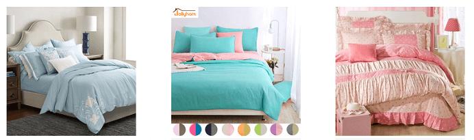 Comfortable bedding