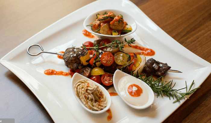 Mouth-watering dish delivered to your home