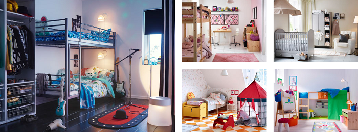 Furnish your home for less with Ikea