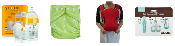 Baby products at Lazada