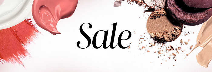 Sales at Sephora