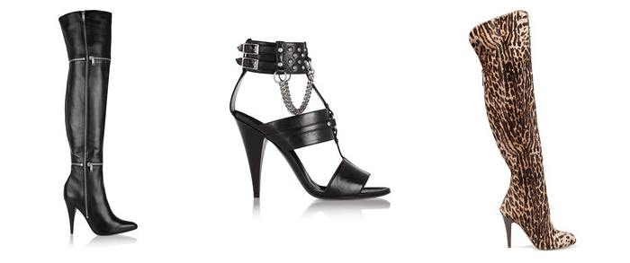Shoes at The Outnet