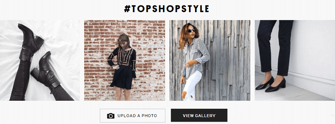 Topshop Styles