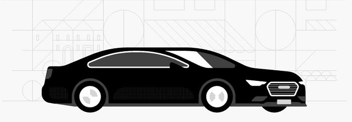 Cars at Uber
