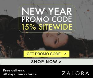 15% Promo Code at Zalora HK