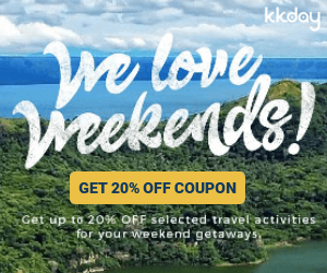 KKday Coupon: 20% Off