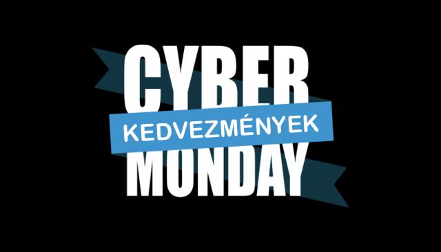 Cyber Monday Kedvezmenyek