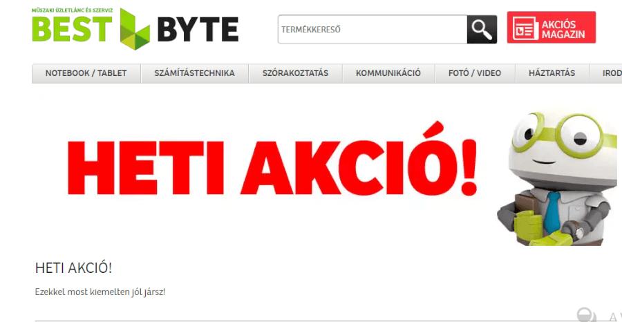 bestbyte logo