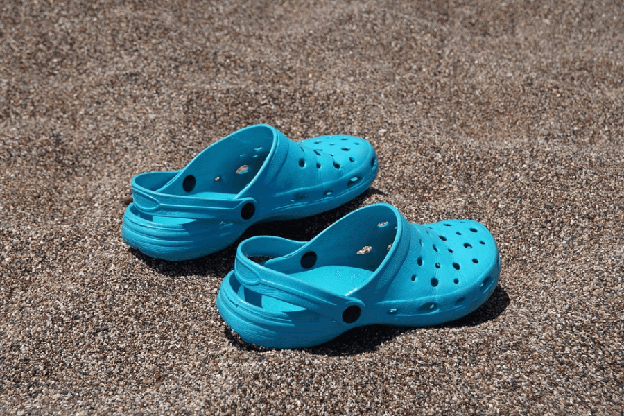 crocs klumpa