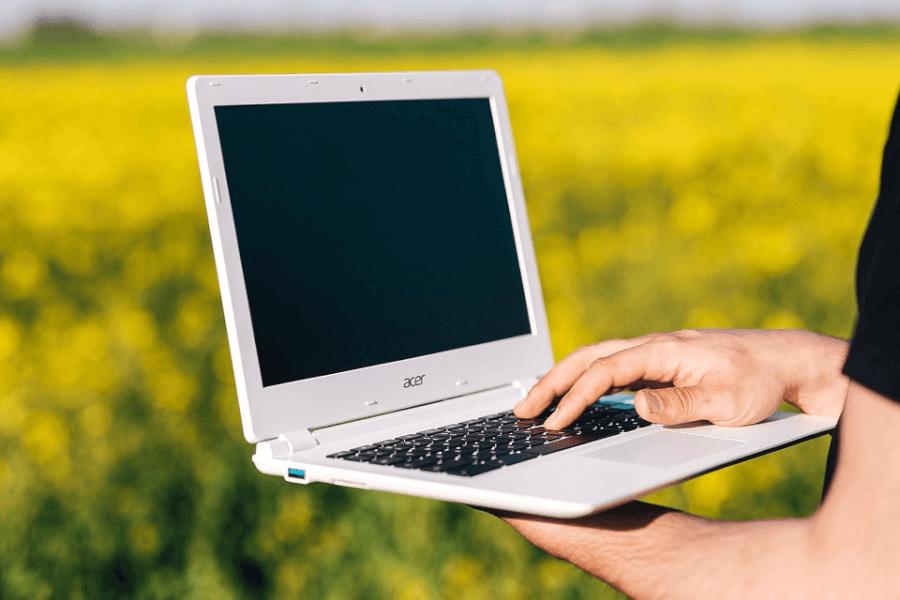radium laptop