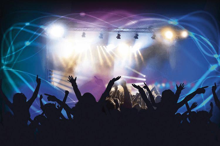 szabadter koncert
