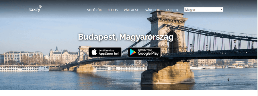 taxify budapest