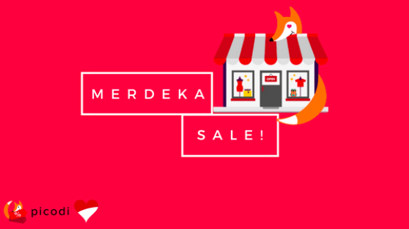 Merdeka Sale 2018