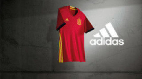 Spain Jersey at Adidas