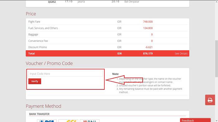 Voucher kode promo AIRPAZ dari PICODI