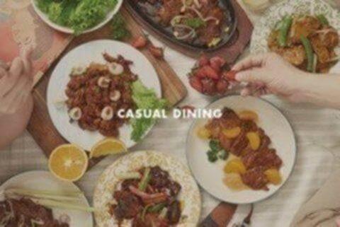 Casual Dining Bobobobo