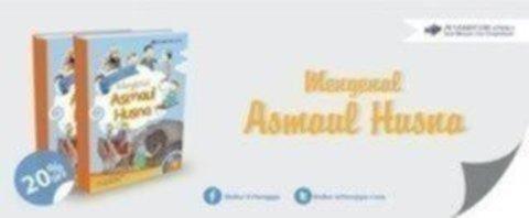 Buku Mengenal Asmaul Husna