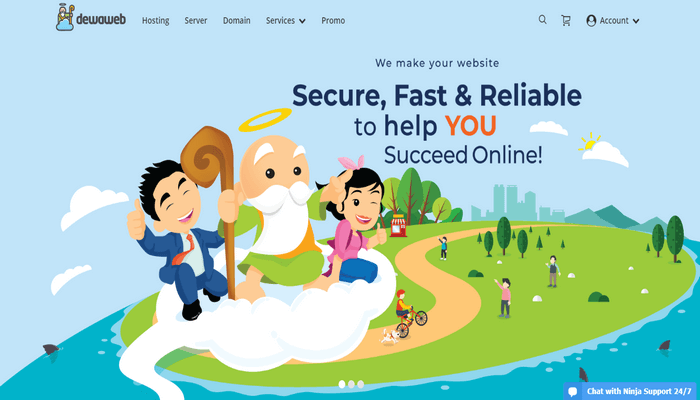 Situs Online Dewa Web