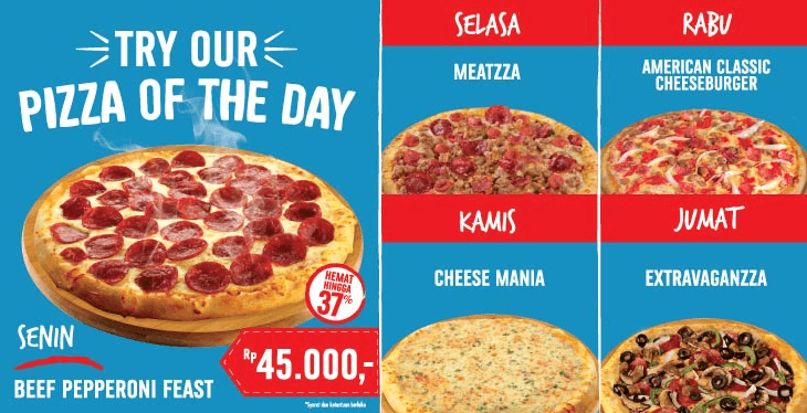 Kode Voucher Dominos Pizza Cyber Monday 2020 40 Terbukti