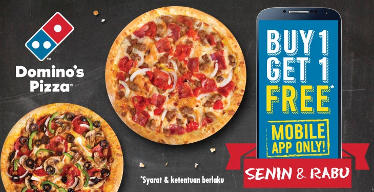 Free discount coupons of dominos