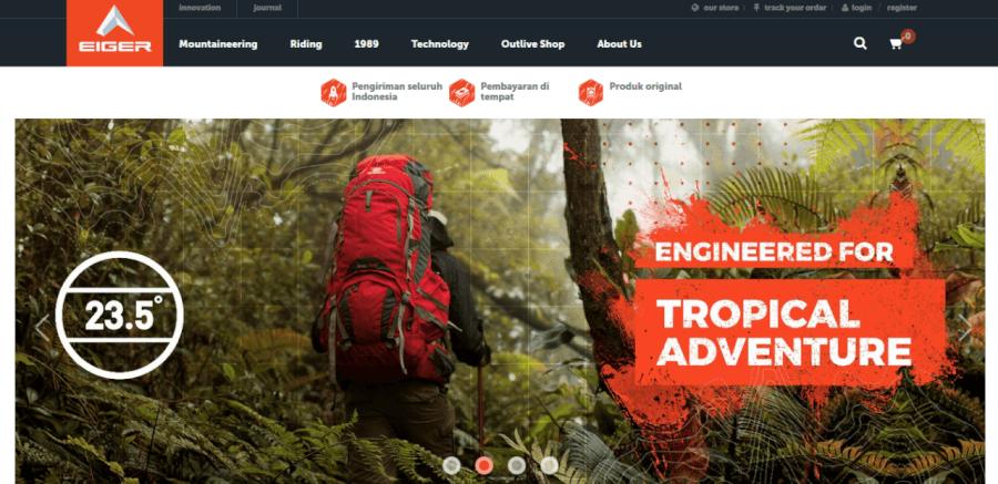 Eiger Adventure Indonesia